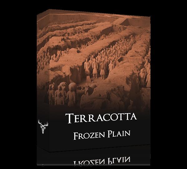 Terracotta by Frozen Plain