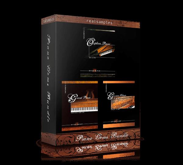 realsamples piano gems bundle