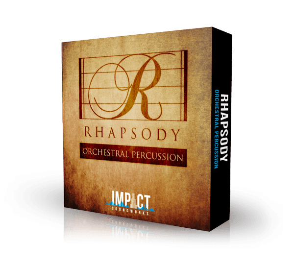 rhapsody orchestral percussion