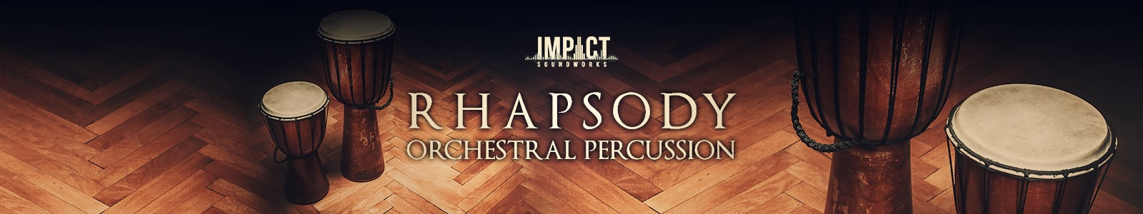 rhapsody orchestral percussion by impact soundworks