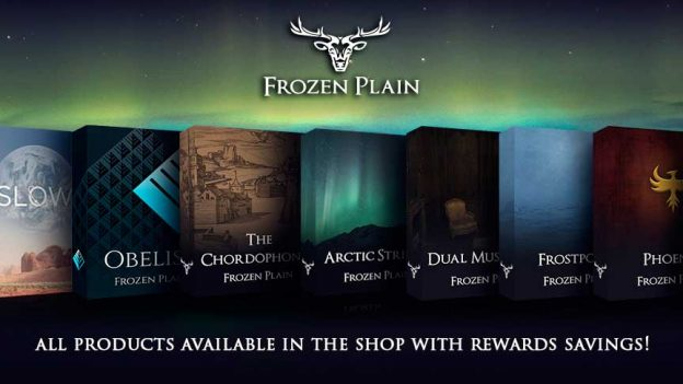 all frozen plain libraries now available in the shop