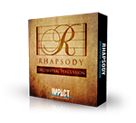rhapsody orchestral percussion