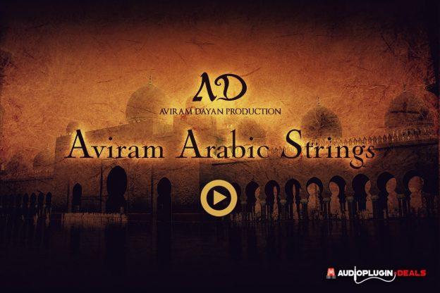 aviram arabic strings