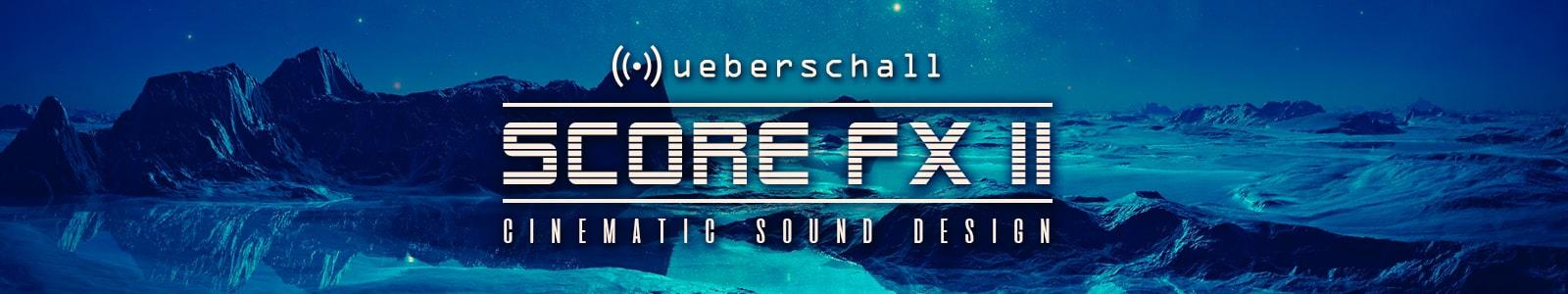 score fx 2 by ueberschall