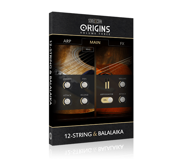origins vol 3: 12 string and balalaika