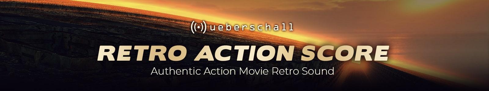 retro action score by ueberschall