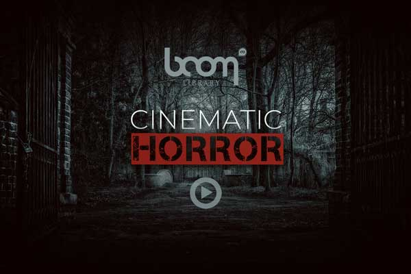 boom library cinematic horror