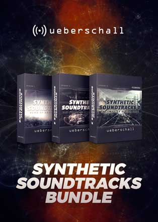 ueberschall synthetic soundtracks bundle