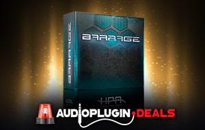 barrage by hidden path audio