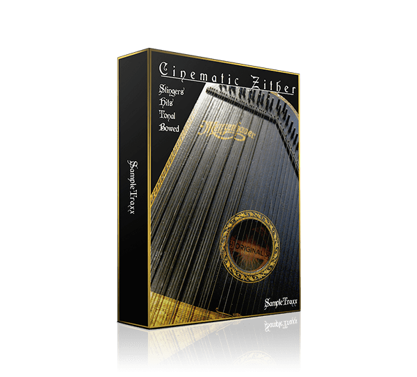 sampletraxx cinematic zither