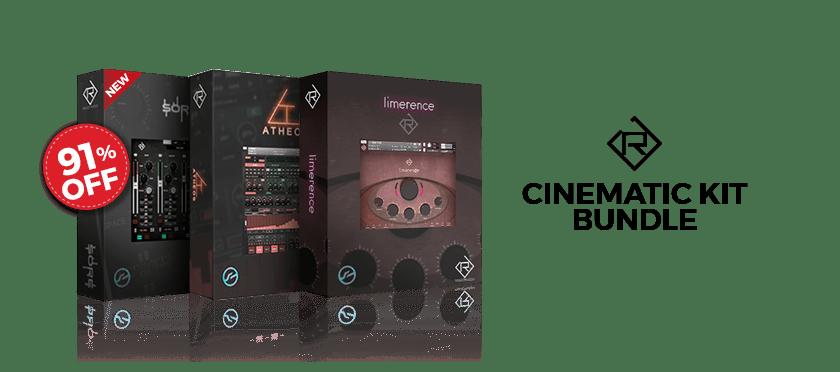 Rigid Audio Cinematic Kit Bundle