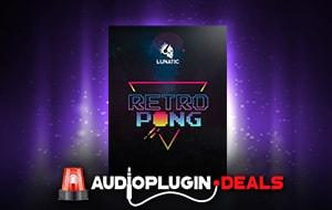 Retro Pong by Lunatic Audio