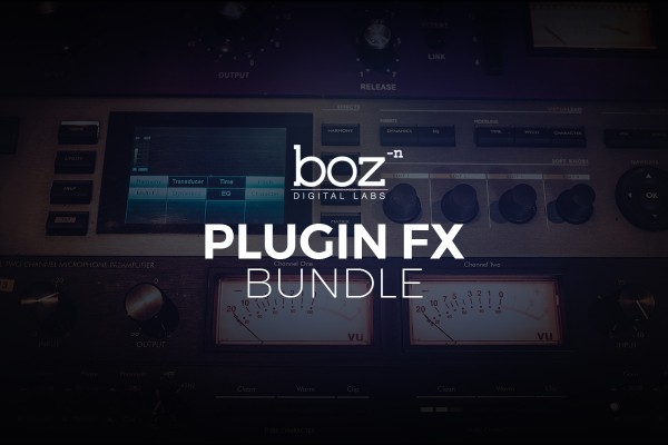 Boz Plugin FX Bundle