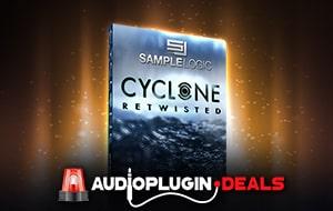 cyclone retwisted by sample logic