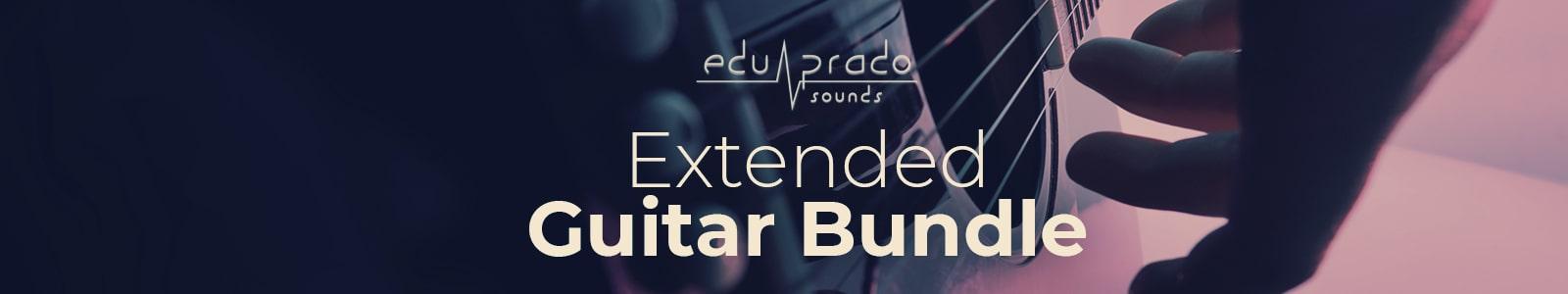extended guitar bundle